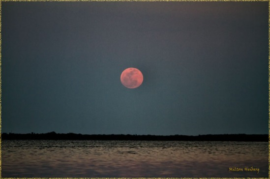 3. Super-Moon Rising