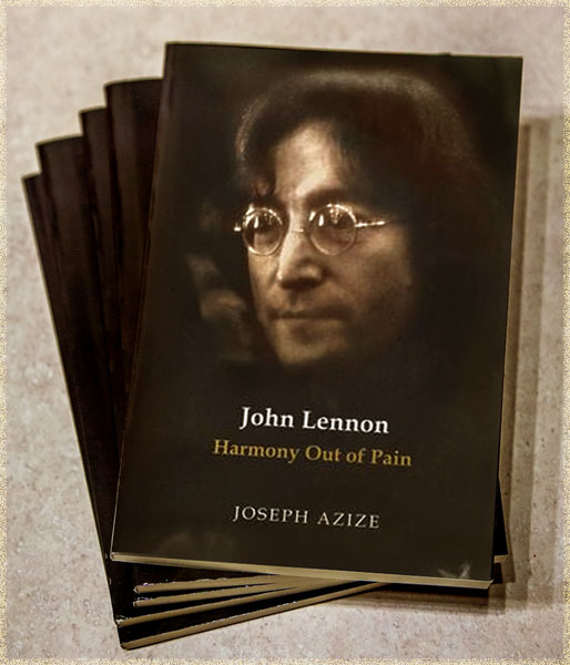 Hot off the press—the latest biography of John Lennon